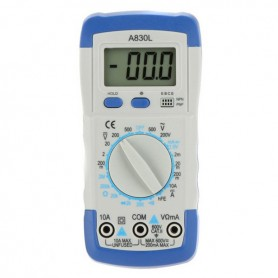 مولتی متر دیجیتالی A830L
