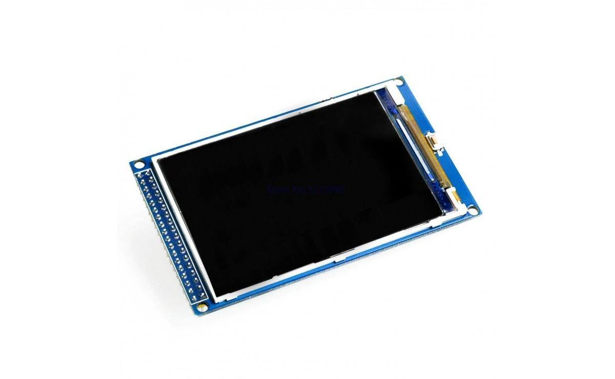 نمایشگر LCD رنگی 3.2 اینچ آردوینو Mega