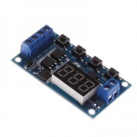 ماژول تایمر قابل تظیم 12 تا 24 ولت با خروجی CMOS