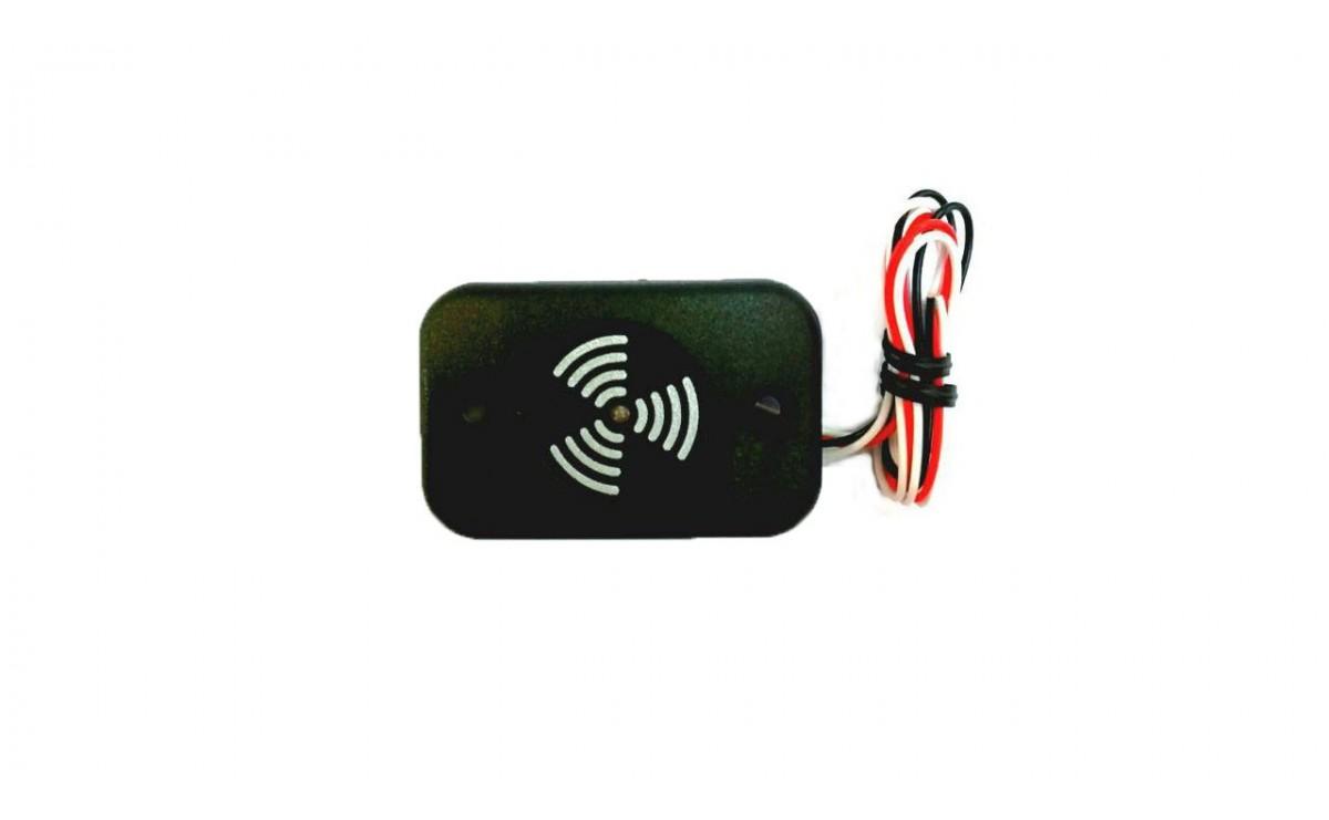 آنتن RFID قابدار 345 میكرو هانری