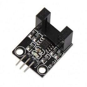 ماژول اپتوکانتر - شمارنده نوری - اندازه گیری سرعت موتور