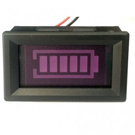 ماژول نمایشگر سطح شارژ باترى 12V روپنلی