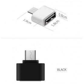 تبدیل OTG کانکتور micro USB