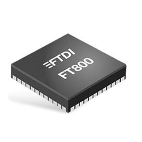IC درایور نمایشگر FT800