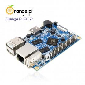 برد چهار هسته ای 64 بیتی Orange Pi PC2
