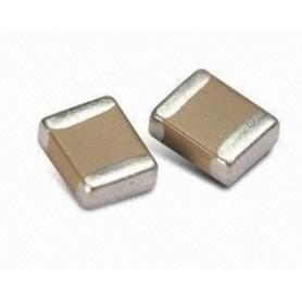 خازن 7pF SMD پکیج 0805 بسته 50 تایی