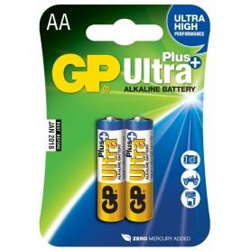 باتری قلمی آلکالاین Ultra Plus دو تایی مارک GP