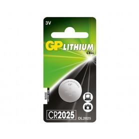 باتری سکه ای 3 ولت CR2025 مارک GP
