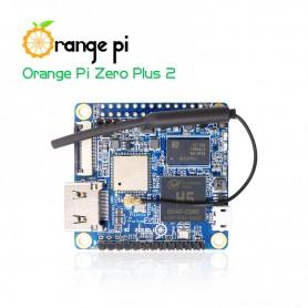 برد چهار هسته ای Orange Pi Zero Plus 2 مدل H5