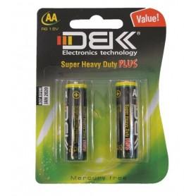 باتری قلمی Plus دو تایی مارک DBK