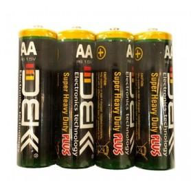باتری قلمی Plus چهار تایی مارک DBK