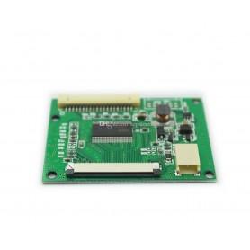 تبدیل LVDS به TTL نمایشگر های 50 پین 6 بیتی