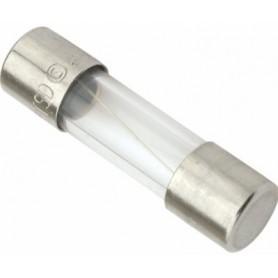 فیوز شیشه ای 0.5A - 250V سایز 5x20