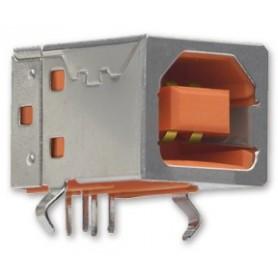 کانکتور USB-B روبردی صنعتی KUSBXHT-BS1N-O-HRF
