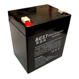 باتری خشک 12 ولت 4.5 آمپر ساعت مارک Best