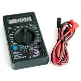 مولتی متر دیجیتالی DT-830/32D مشکی