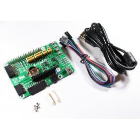 شیلد توسعه GPIO برد رسپبری پای DVK512 Waveshare