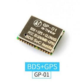 ماژول GP-01 GPS + BDS دارای دقت 2.5 متر