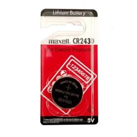 باتری سکه ای 3 ولت CR2430 مارک Maxell