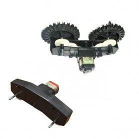 موتور گیربکس و چرخ پره ای مخصوص ربات مرغوب
