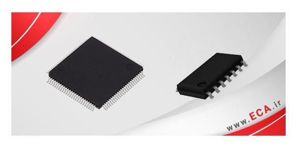 درایورهای LCD و تاچ