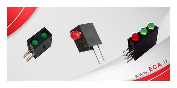 LED های قابدار