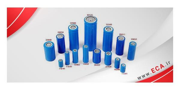 باتری های لیتیم ـ یون (Lithium-Ion) - باتری قابل شارژ