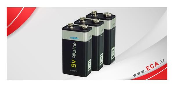 باتری های کتابی