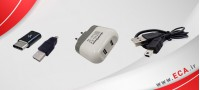 کابل، شارژر و مبدل های USB