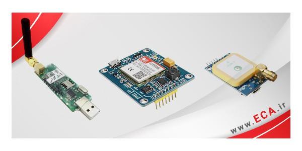 ماژول GPS-GSM-GPRS